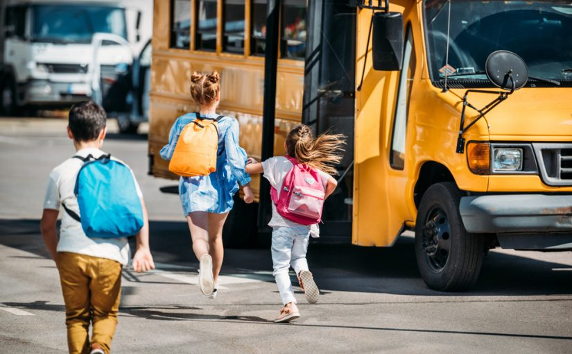 School bus safety tips for kids and for drivers
