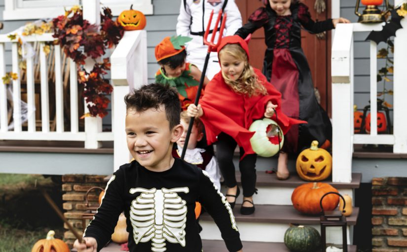 Last-Minute Halloween Liability Issues