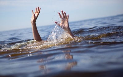 Drowning Doesn't Look Like What You See On TV